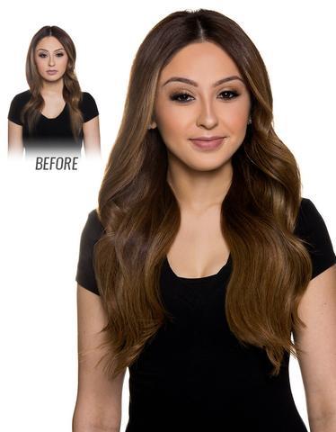 Platin Keratin Saç Kaynak 125 adet 55cm
